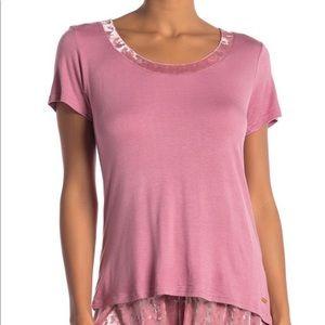 Tahari Velvet Dreams Sleep Shirt, comfy girly